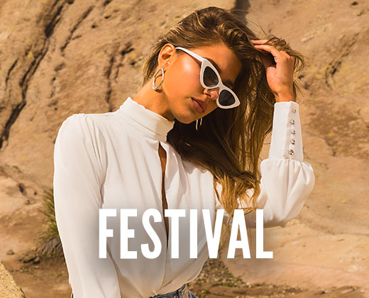 6110580e1ffe7 Festival Clothing | Festival Outfits & Looks | boohoo Festival Shop
